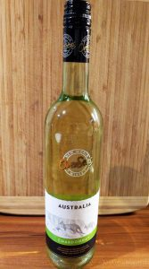 Overseas Chardonnay – EDEKA Weißwein Jahrgang: 2015
