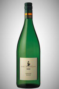 Karl Pfaffmann, Walsheim – 2015, Kerner trocken Weißwein Jahrgang: 2015